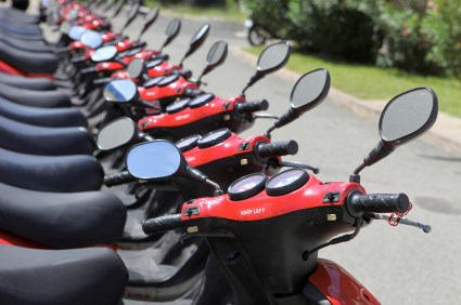 Mopedförsäkring eller trafikförsäkring till moped.
